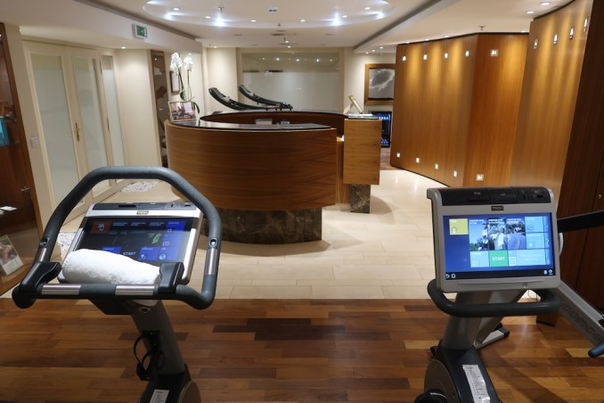 MANDARIN ORIENTAL PRAGUE - GYM