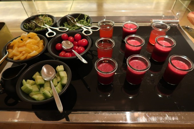 MANDARIN ORIENTAL PRAGUE - BREAKFAST AT SPICES