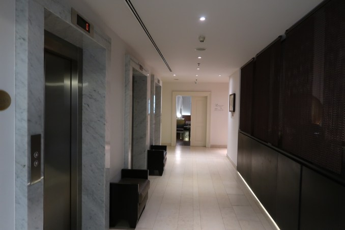 MANDARIN ORIENTAL PRAGUE - ELEVATORS TO GUEST ROOM FLOORS