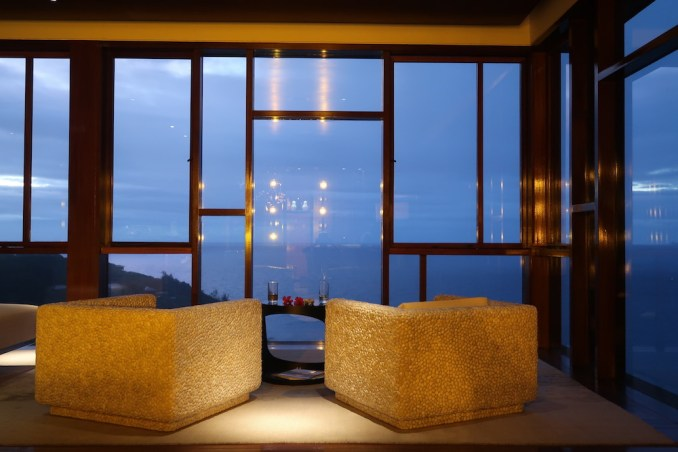 FOUR SEASONS SEYCHELLES: HILLTOP SPA