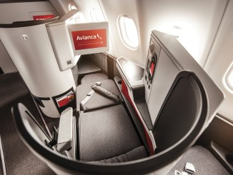 REVIEW AVIANCA BUSINESS CLASS