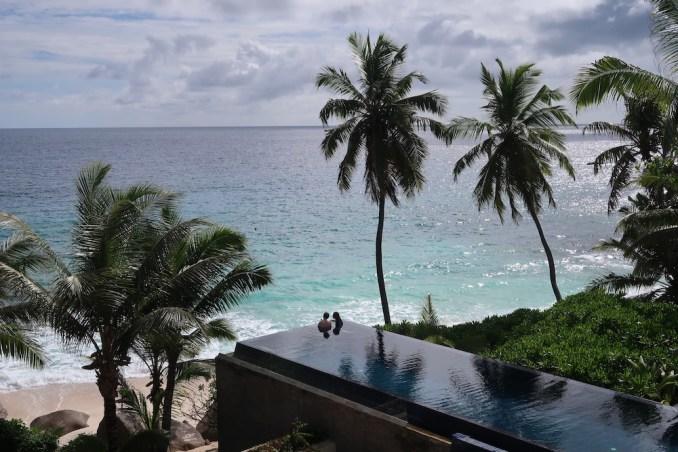 BANYAN TREE SEYCHELLES: MAIN POOL