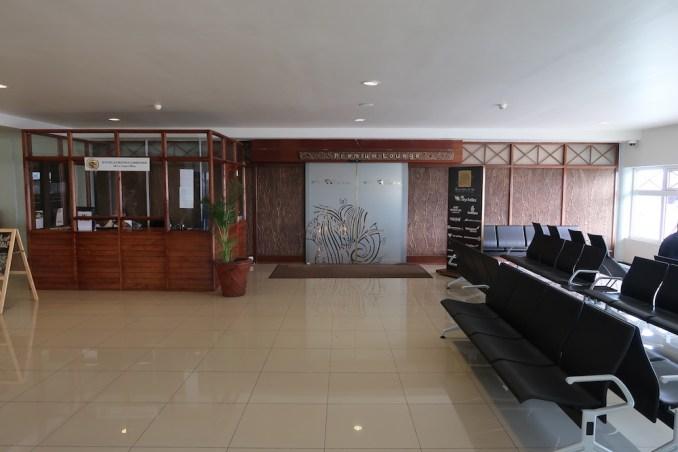 PREMIUM LOUNGE AT SEYCHELLES AIRPORT