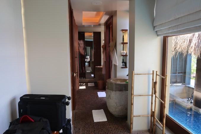 MAIA RESORT SEYCHELLES: VILLA - BATHROOM