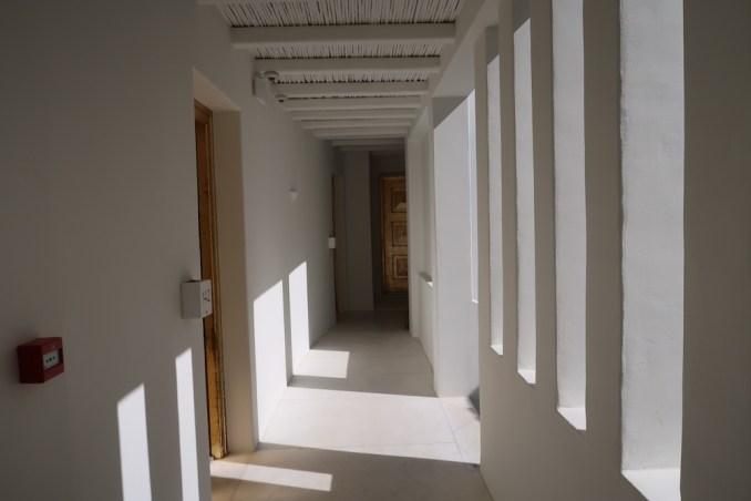 CAVO TAGOO MYKONOS: PATHWAYS TO ROOMS