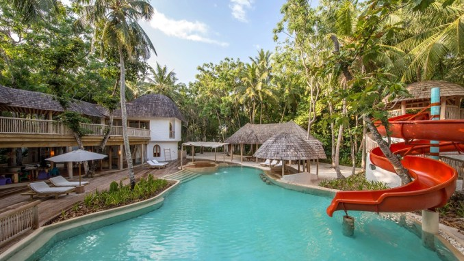 BEST RESORT IN THE MALDIVES FOR FAMILIES