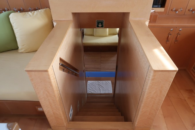 SONEVA IN AQUA: MASTER BEDROOM (ENTRANCE)