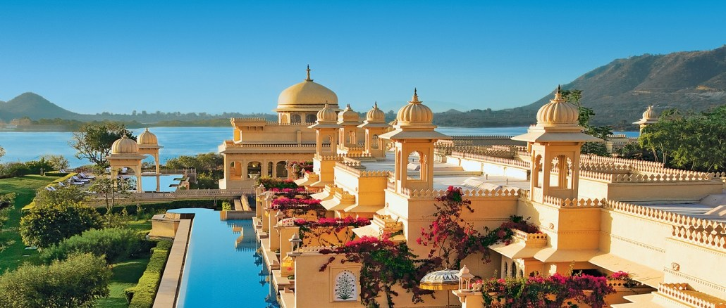 top 10 luxury hotels resorts india
