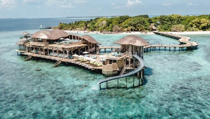 Review Soneva Fushi Maldives The Luxury Travel Expert