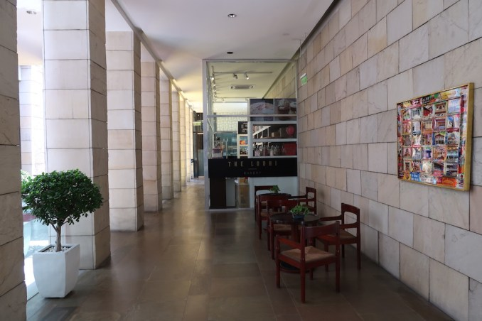 THE LODHI DELHI: WELCOME PAVILION (BAKERY)