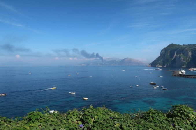 JK PLACE CAPRI: GARDEN & POOL (VIEW)