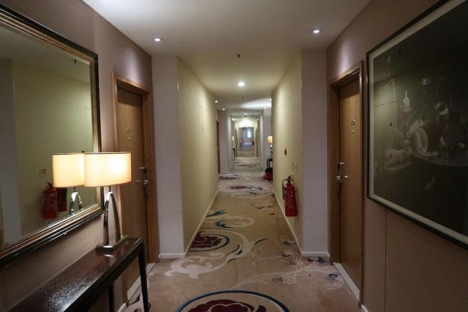 ST PANCRAS RENAISSANCE HOTEL: GUEST ROOM FLOOR