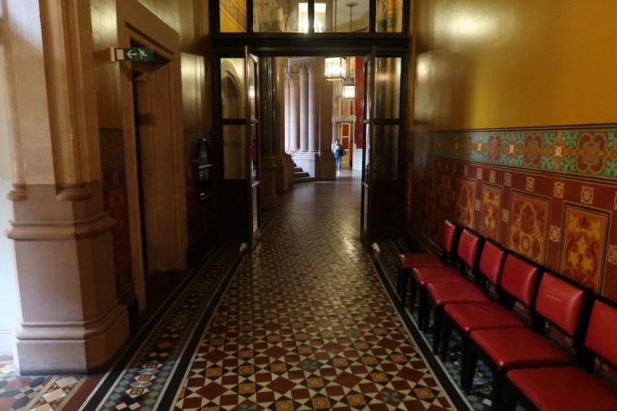 ST PANCRAS RENAISSANCE HOTEL: HISTORIC WING