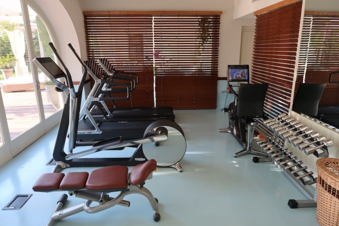 JK PLACE CAPRI: GYM
