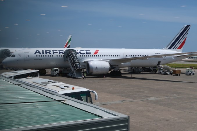 AIR FRANCE BOEING 787-9 DREAMLINER