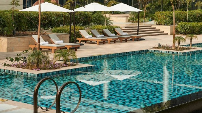 ANDAZ DELHI luxury hotels new delhi