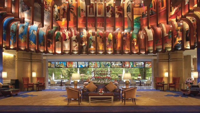 ITC MAURYA, A LUXURY COLLECTION HOTEL luxury hotels new delhi