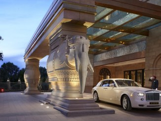 best luxury hotels new delhi