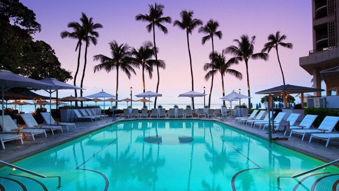 MOANA SURFRIDER, A WESTIN RESORT & SPA, HAWAII, USA