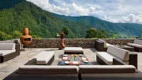 luxury hotels lodges bhutan