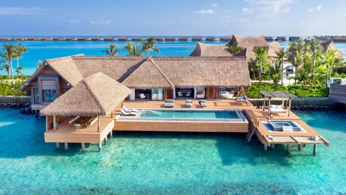 WALDORF ASTORIA MALDIVES ITHAAFUSHI, MALDIVES