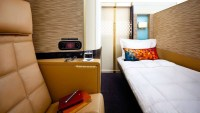 review etihad airways A380 first class apartment