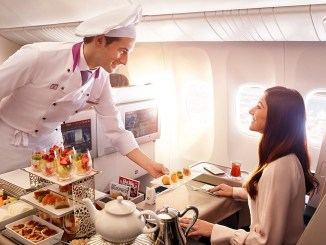 best airlines for inflight meals food