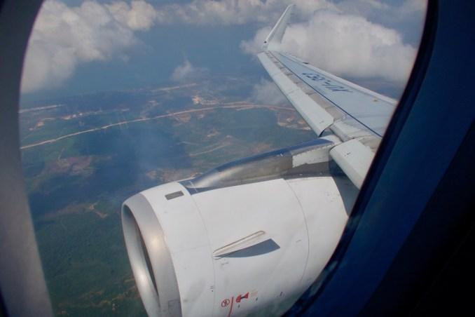 FLIGHT TO SIHANOUKVILLE