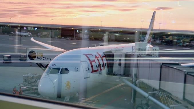 ETHIOPIAN AIRLINES BOEING 787-8 DREAMLINER