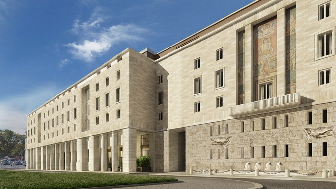 Bulgari Hotel Rome