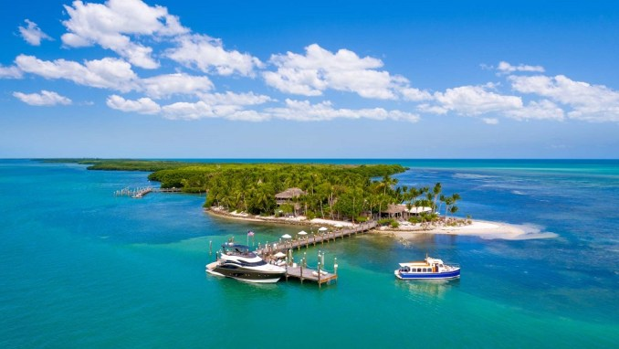 LITTLE PALM ISLAND, FLORIDA KEYS, USA