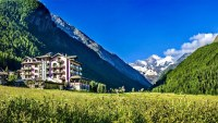 review bellevue hotel & spa aosta valley