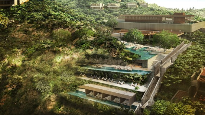 Four Seasons Resort Tamarindo, México