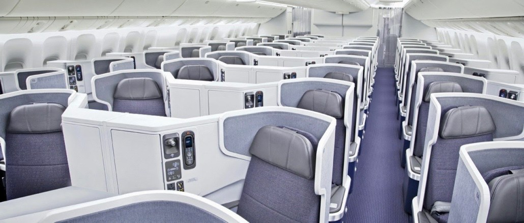 review american airlines boeing 777-300ER business class