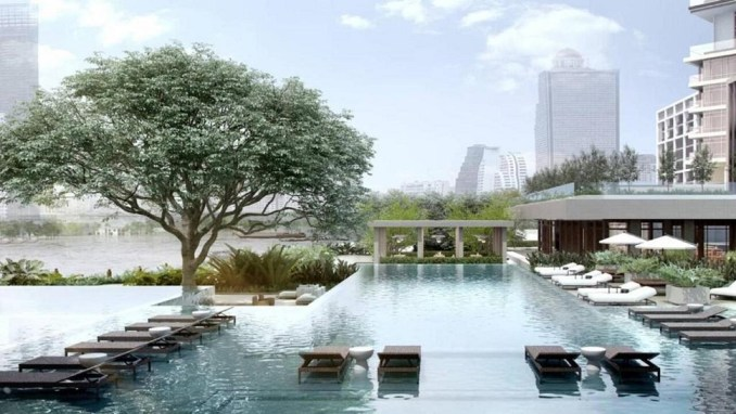 FOUR SEASONS HOTEL BANGKOK, THAILAND