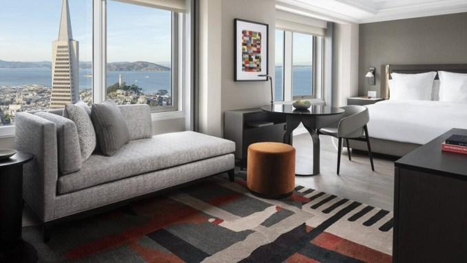 FOUR SEASONS HOTEL SAN FRANCISCO AT EMBARCADERO, CALIFORNIA, USA