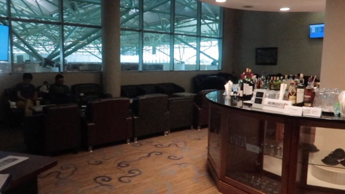 ETHIOPIAN AIRLINES LOUNGE AT VICTORIA FALLS AIRPORT