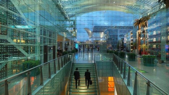 HILTON MUNICH AIRPORT, GERMANY
