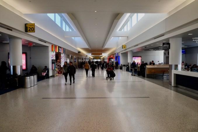 JFK AIRPORT TERMINAL 5