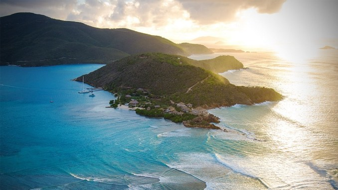 MOSKITO ISLAND, BRITISH VIRGIN ISLANDS