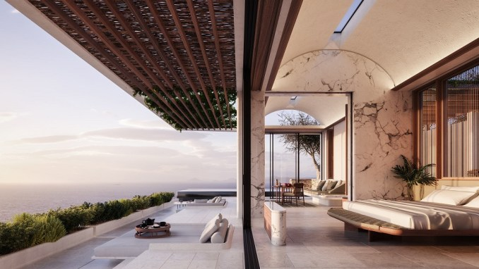 ONE&ONLY KEA ISLAND, GREECE, IS EXPECTED TO OPEN IN 2021