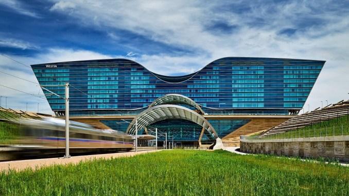 THE WESTIN DENVER INTERNATIONAL AIRPORT, USA