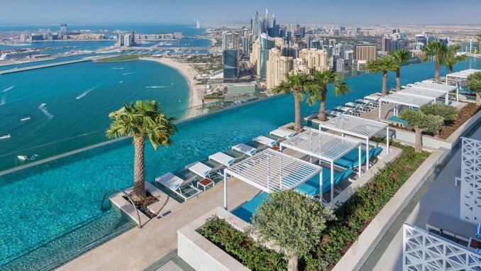 ADDRESS BEACH RESORT DUBAI, UNITED ARAB EMIRATES