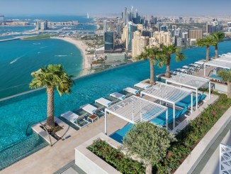most spectacular rooftop pools in the world