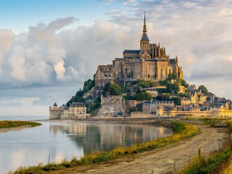 most romantic places in France