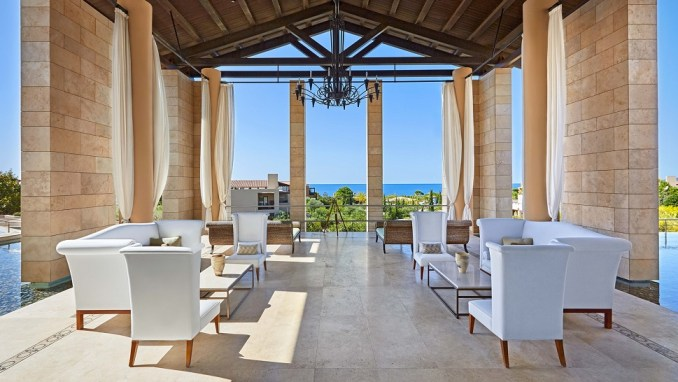 THE ROMANOS, A LUXURY COLLECTION HOTEL, GREECE