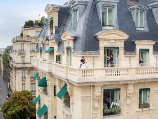 best luxury hotels paris