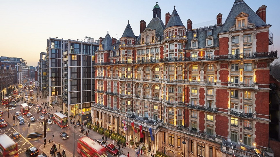 Top 10 most luxurious hotels in London  the Luxury Travel Expert