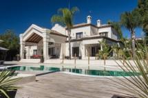 Elegant 6 Bedroom Villa In Puerto Banus Luxury