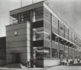 Fagus Factory. Walter Gropius. Alfeld, 1913.